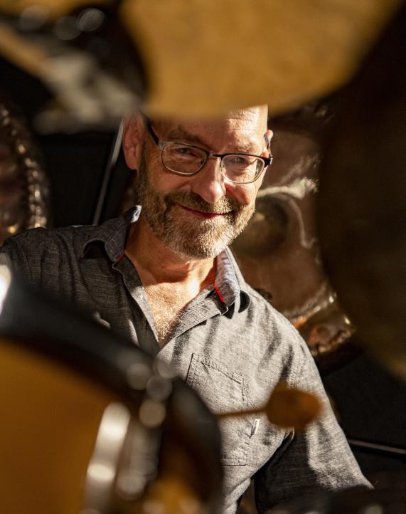 Andreas Aeppli, Schlagzeug